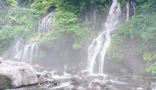 吐竜の滝(山梨県北杜市)マイナスイオンを超えた清涼感で癒される!