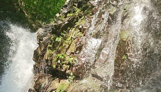 超穴場!大塩の滝で天然のミストを浴びちゃおう!(山梨県早川町)