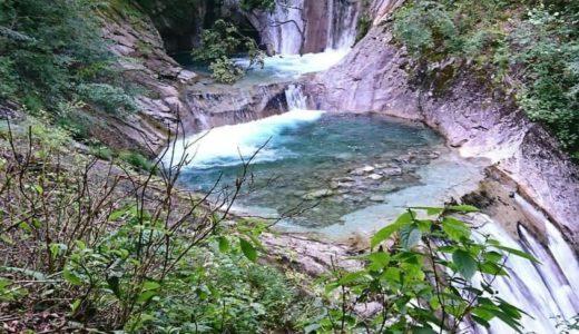 【西沢渓谷】澄んだ空気に透き通る青!雄大な自然が織りなす絶景の観光スポット
