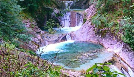 西沢渓谷を歩く服装は?夏のハイキングコースを歩いてご紹介!