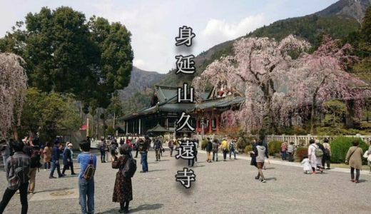 【身延山久遠寺】お寺の中も歩けちゃう!約700年の歴史を見に行こう!