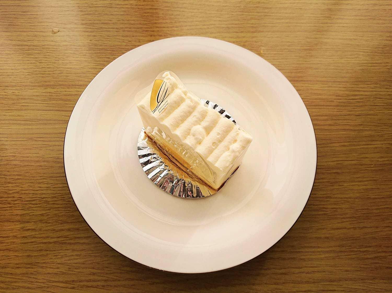 アトリエ・ドゥ・プレジールのレアチーズ