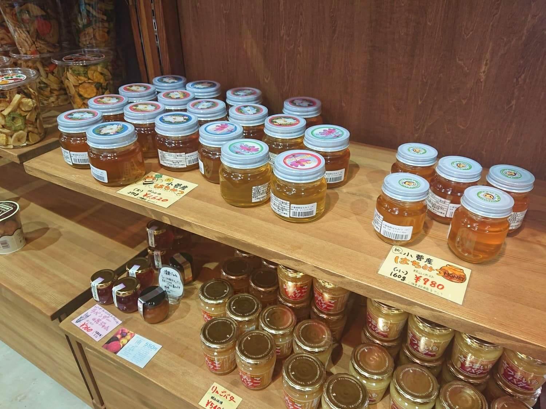 ハチミツの種類