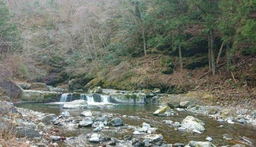 【反木川・根子川】フライも投げれてルアーやエサ釣りも◎!のんびり釣り歩ける身延町の川