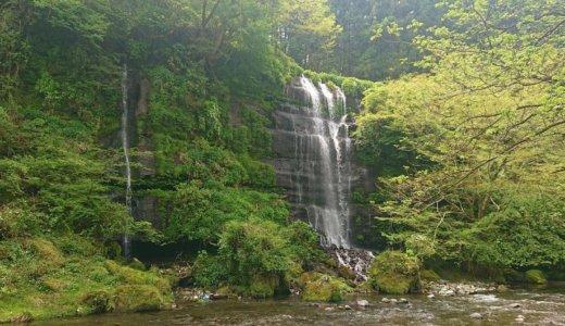 【太郎次郎滝】夏狩に広がる絶景!名水百選に包まれる最高の滝へご案内…