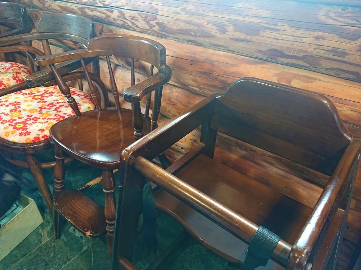 こども用の座椅子