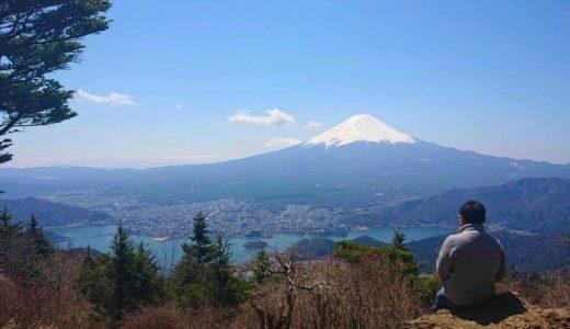 【新道峠】最短徒歩10分で広がる富士の絶景…必ずまた来たくなるお手軽展望スポット