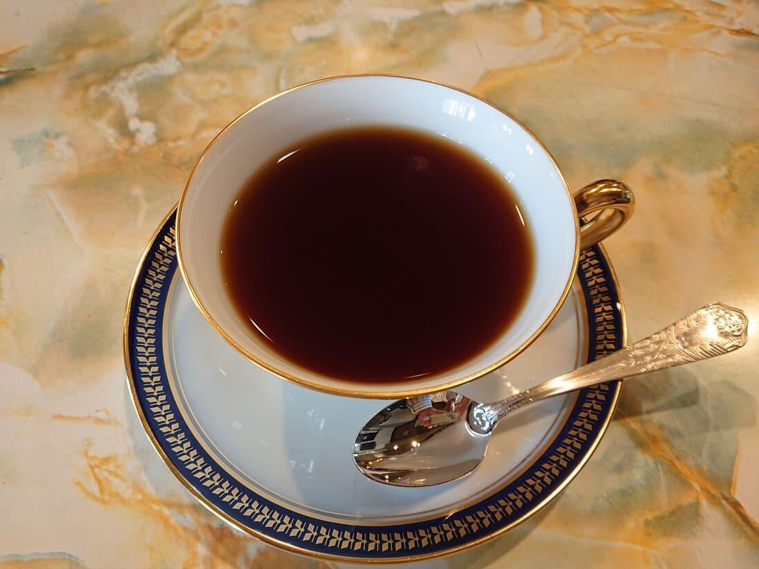 エチオピア産のコーヒー