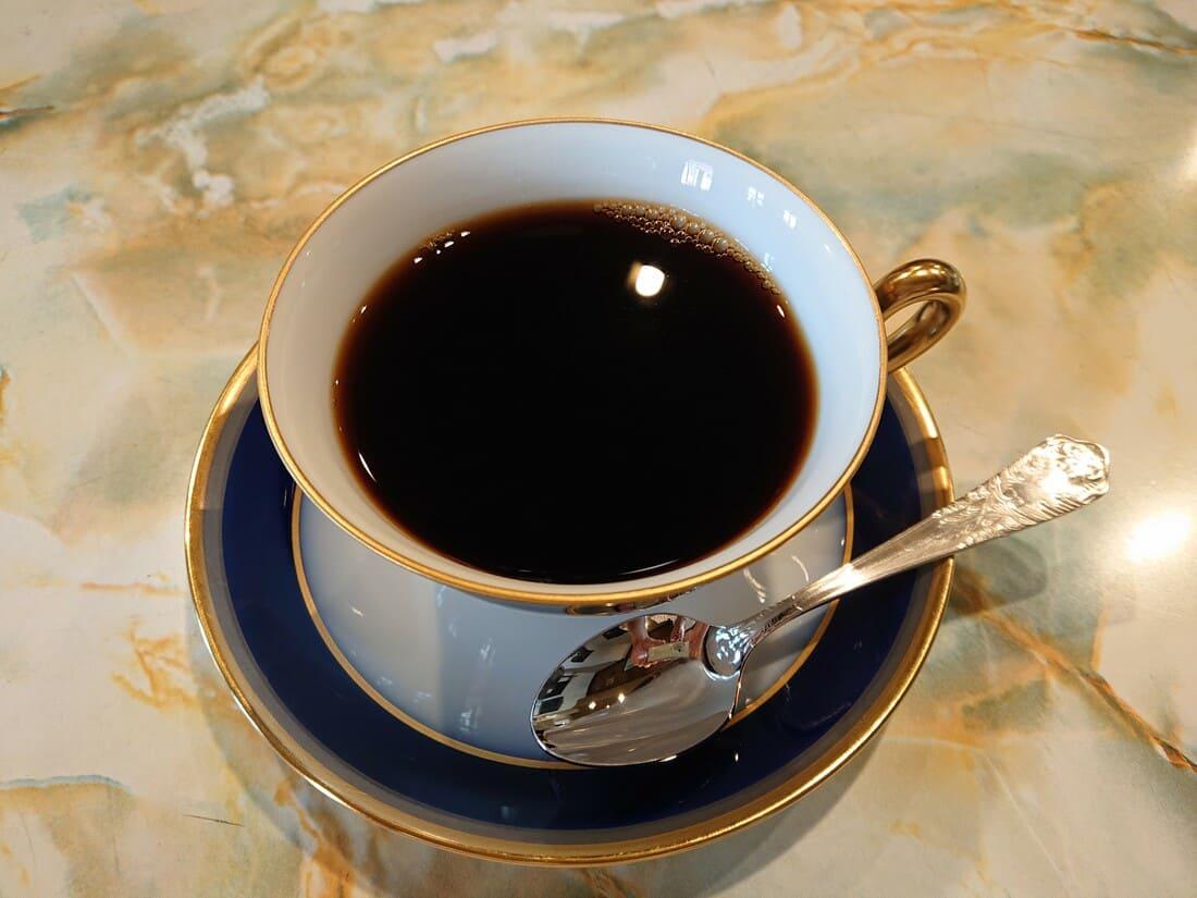 インドネシア産のコーヒー