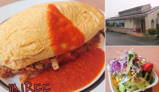 【JINBEE】大食いさんファミリーさん必見!万力公園すぐにある超ボリュームでおいしい洋食レストラン