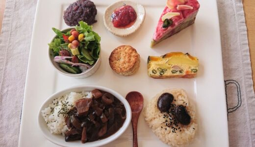 【パティスリーヴーヴリエ】スイーツのテイクアウトのみも◎!健康面に配慮された料理と三富の自然に癒される隠れ家カフェ